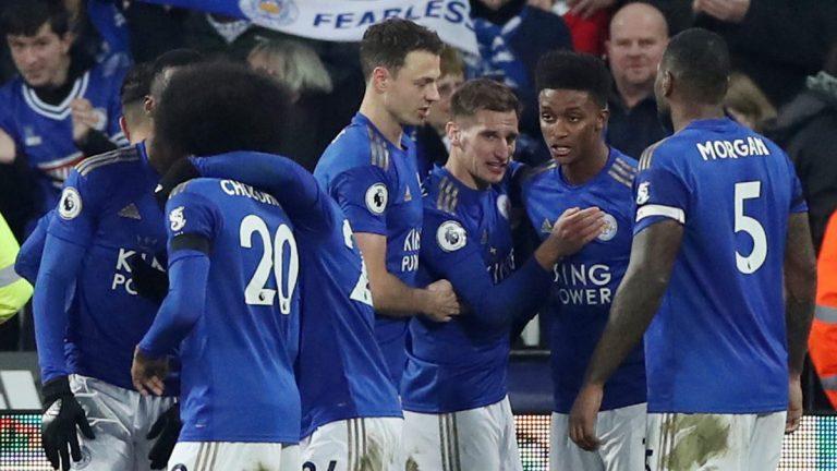 Leicester peab mõnda aega Vardyta toime tulema, aga saabuda võib nimekas täiendus